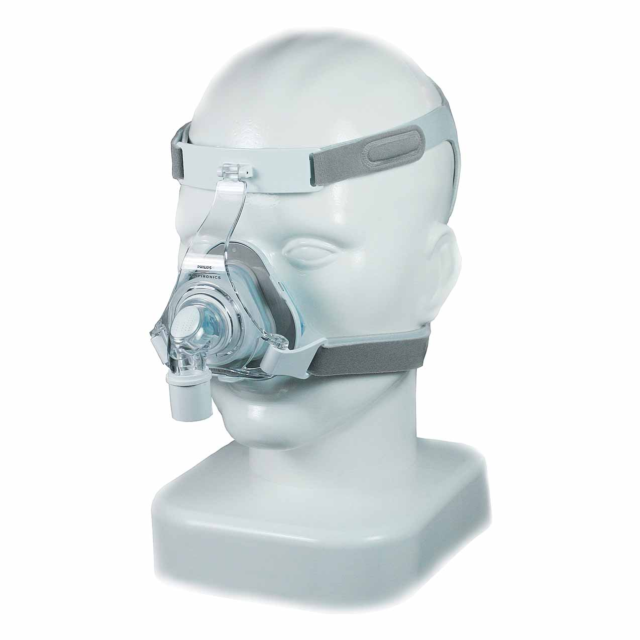 Respironics Trueblue Nasal Mask With Headgear P 329 on esp light