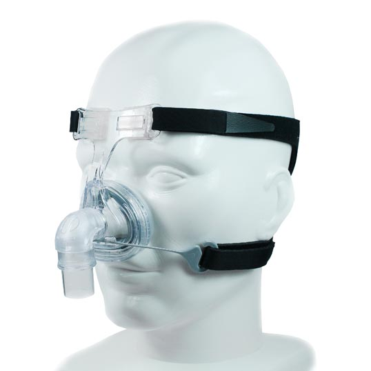 Fisher Paykel Zest Q CPAP Mask with Headgear