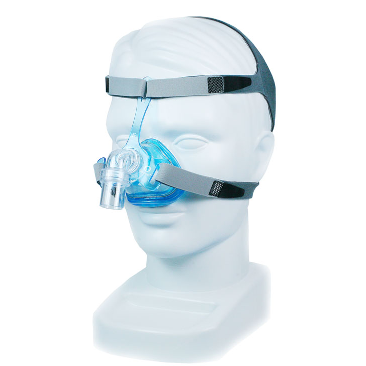 SleepNet Aura Vented CPAP Nasal Mask with Headgear