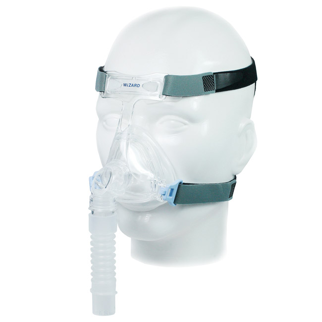 WiZARD 210 Nasal Mask with Headgear