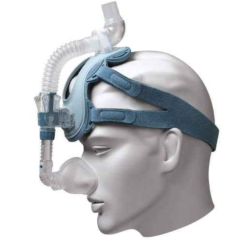 Respironics ComfortLite 2 Simple Cushion and CPAP Nasal Pillow Mask with Headgear