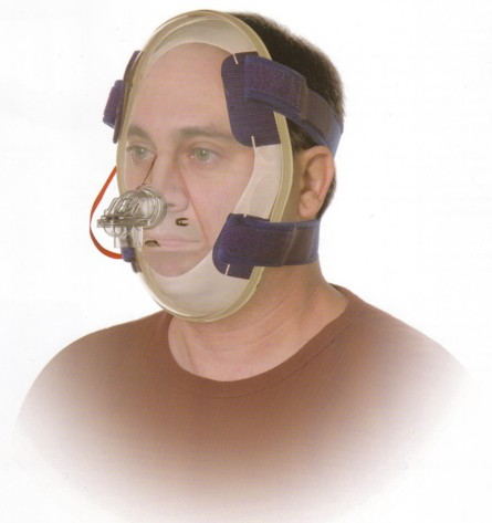 Respironics Total Face Mask - CPAP Masks for a Mouth Breather