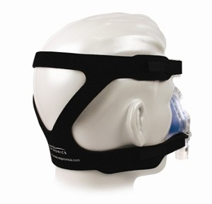 Respironics Premium Headgear with EZ Peel Tabs for Comfort Series Masks