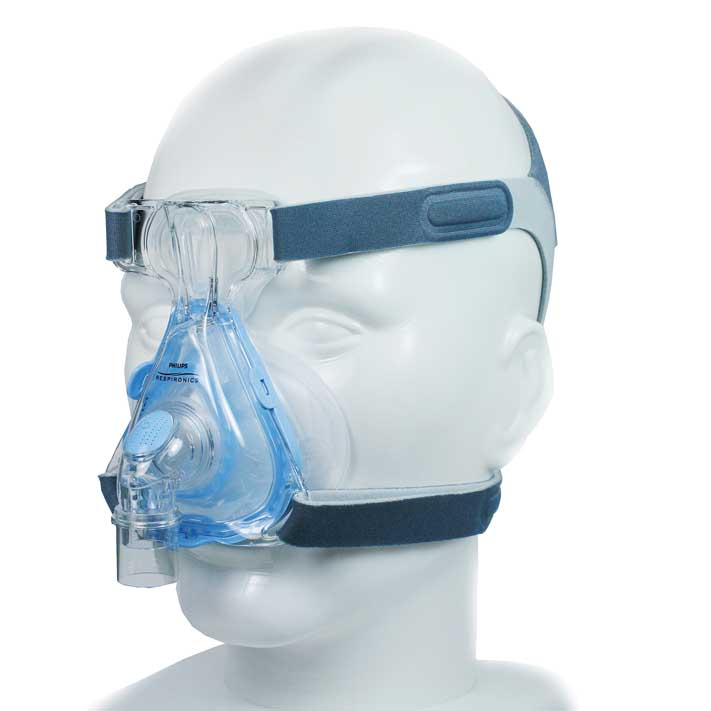 Respironics CPAP Mask with Headgear - EasyLife