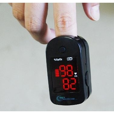 SP Medical LED Pulse Oximeter