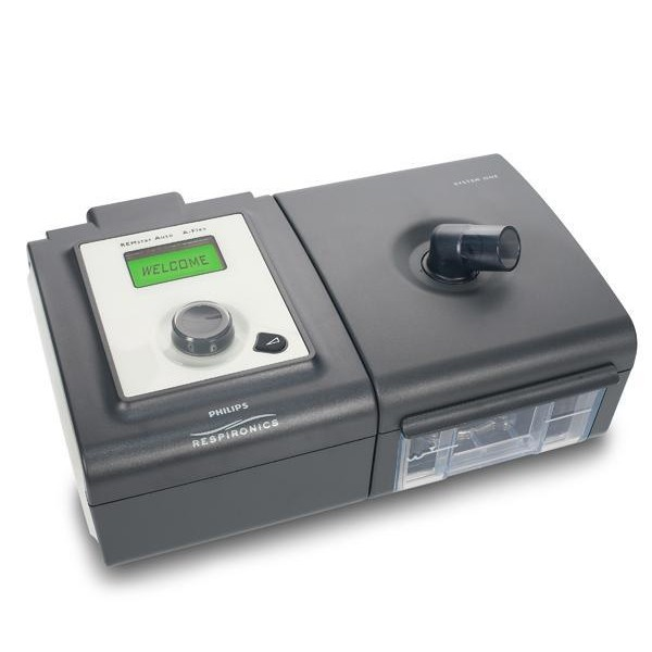 Respironics PR System One DS650 REMstar BiPAP Pro with humidifier