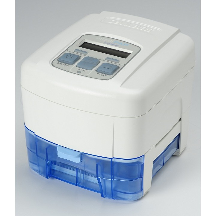 DeVilbiss intelliPAP DV57D-HH AutoBilevel BiPAP Machine with Heated Humidifier
