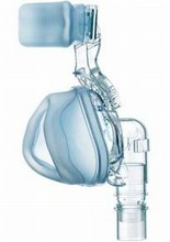 Respironics CPAP Mask with Headgear - ComfortFusion