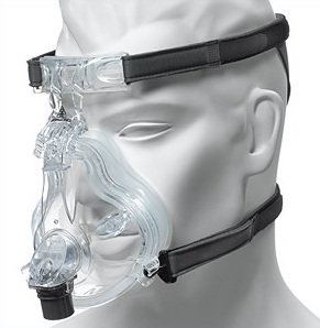 Respironics ComfortFull 2 Full Face CPAP Mask with Headgear
