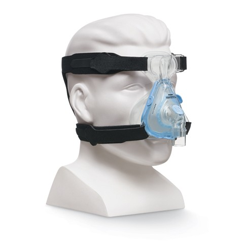 Respironics CPAP Mask with Headgear - EasyLife Duo pack with Two Cushions at the same size