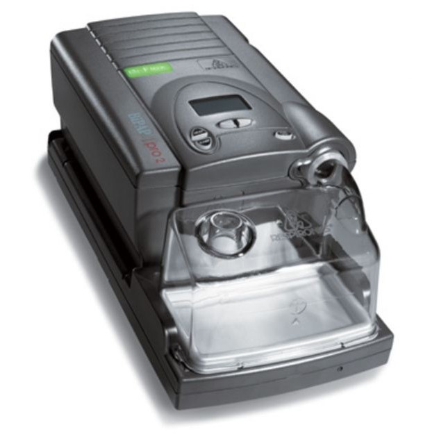 1063372 BiPAP AutoSV Machine with heated humidifier