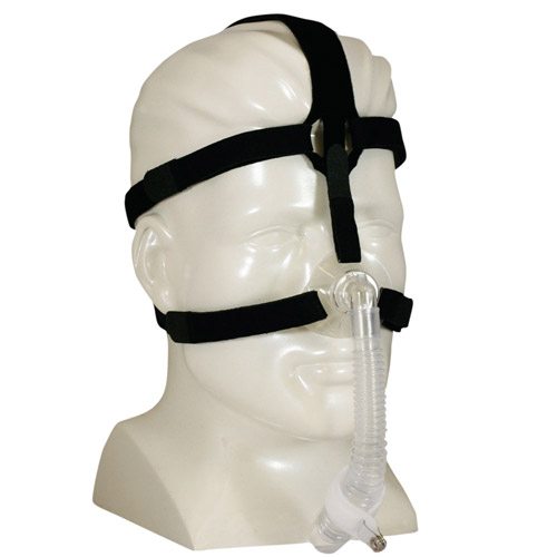 Respironics CPAP Mask with Headgear - Simplicity