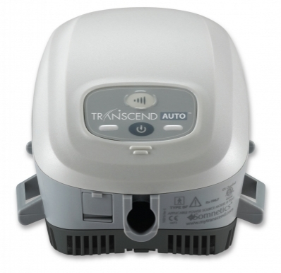Transcend Auto Travel CPAP with EZEX Pressure Relief