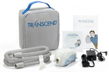 Transcend II Travel Camping and Hiking CPAP Machine