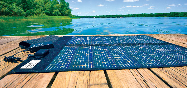 Hiking & Camping CPAP Machine Solar Charger
